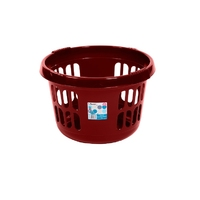 WHAM Round Laundry basket Chilli Red