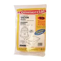 Paper Vacuum Bags Victor D9 V9 10 Pk YYY426