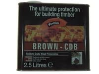 PROTIM WOOD PRESERVER BROWN 2.5 LTR