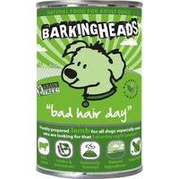 Barking Heads Tins - Adult Bad Hair Day 400g x 6