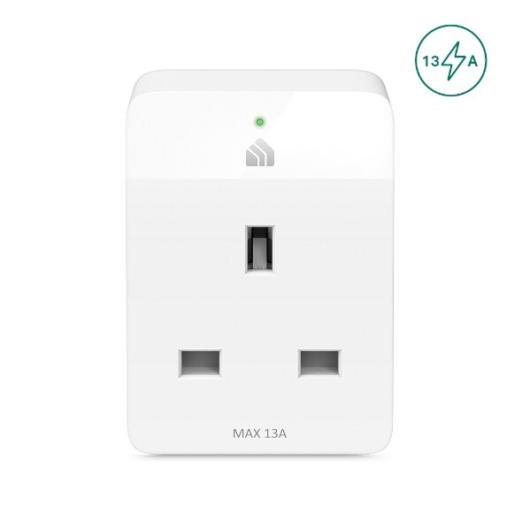 Tp-Link Kasa Wi-Fi Smart Plug, 1 pack KP105