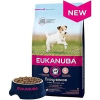 Eukanuba Caring Senior Small Breed Chicken 12kg