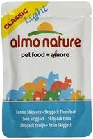 Almo Nature Classic Cat Pouch Light Skipjack Tuna 55g x 24