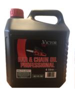 Victor Bar & Chain Oil 4L