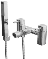 Nero Bath Shower Mixer Tap
