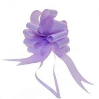 31MM PULLBOW RIBBON X30 LILAC