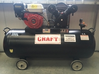 200L Compressor 5.5hp Engine ECONOMY COMP8001