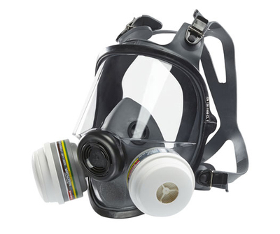 HONEYWELL NORTH N5400 Full Face Mask Respirator (Twin)