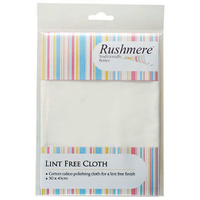 Rushmere Lint Free Polishing Cloth 12 x 18''