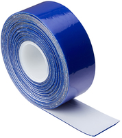 "Python Quick wrap tape, blue, 2x length 548.6 cm (216""), (1 per pack)"