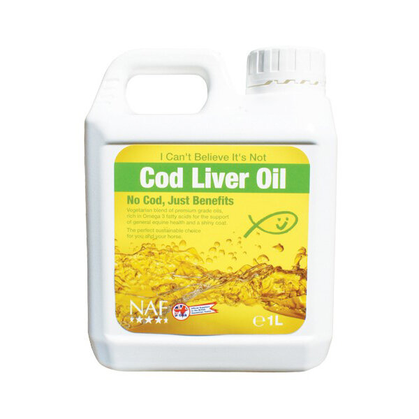 NAF Can't Believe It's Not Cod Liver Oil 5L