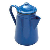 Falcon Enamel Coffee Pot 13cm/1.3L in Blue