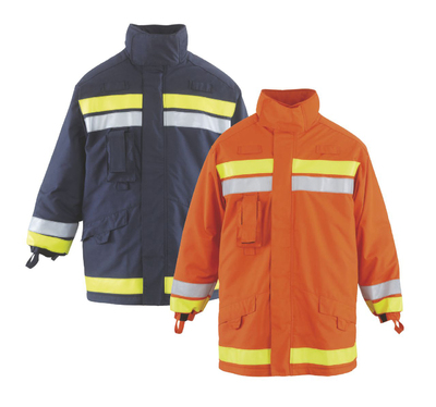 HONEYWELL Firepro Fire Fighting Interventions Parka Jacket
