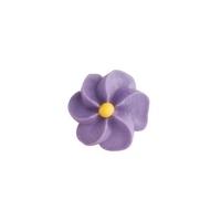 101396 PURPLE FLOWER SMALL 70PCS
