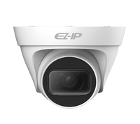 EZ-IP 2MP Turret Dome 3.6mm H265+