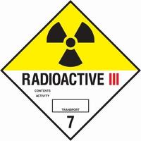 Dangerous Substances Sign DANG0015-0300