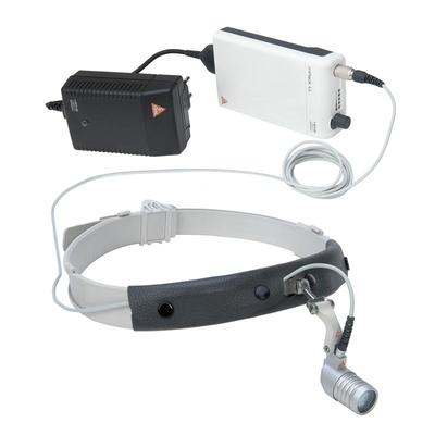 HEINE Microlight + Headband + Mpack LED J-008.31.275