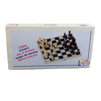 Chess Set (Order in 2's) Folding Board