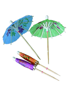 Assorted Parasol Sticks Case of 14,400