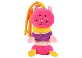 Cat Buzzybody Baby Toy