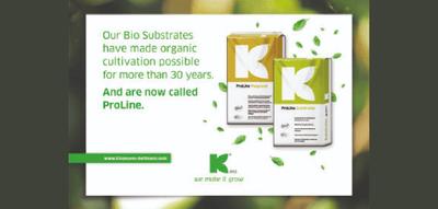 Klasmann Deilmann Organic products change name