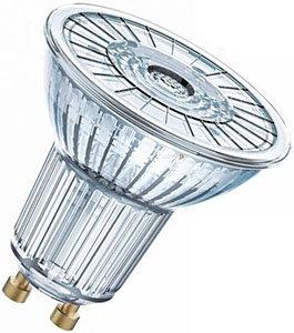 OSRAM GLASS GU10 LED 4.3W 350LM 36° 2.7K ND | LV1303.0134