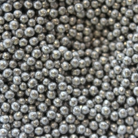 57293- SOFT PEARLS - SILVER 1KG