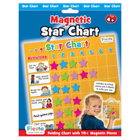 Star Chart Doowell Magnetic. (Priced in singles, order in multiples of 3)