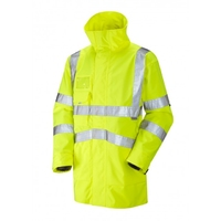 Clovelly Yellow Class 3 Breathable Executive Anorak