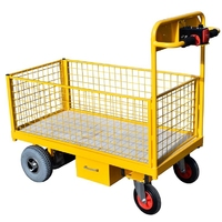 Powered Trolley & Platform Truck - HI-POW Range