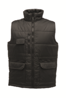 Regatta TRA803 Steller Multi Zip Bodywarmer Black