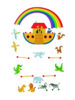 Noahs Ark Mobile (P/Sng Min 1)