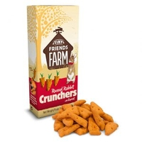TFF Russel Rabbit Carrot Cruncher Treat 80g x 8