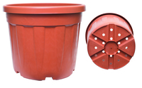 Fenice Pot 110lt - Terracotta