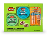 OKeeffes Working Hands 96g 3pc Giftset