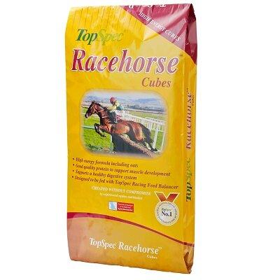 TopSpec Racehorse Cubes 20kg