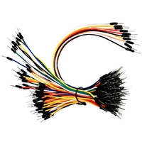 Jumper Wire mixed kit of 65pcs