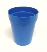 8Oz Tumbler Blue - Smooth
