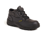 Safety Work Boot 42-8 Black