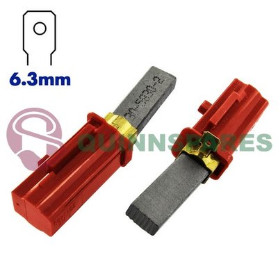 Numatic Lamb Motor Type 119936-00 Dl21104T Carbon Brush (2 Pack)