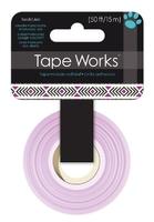 >< Tape Purple Aztec.
