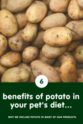 6 reasons we use potato