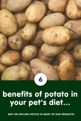 6 reasons we use potato
