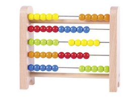 Colourful Wooden Abacus