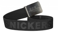 Snickers 9025 39mm Black  Belt Elastic Buckle