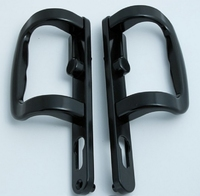 PATIO HANDLE LOCKING BLACK