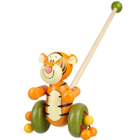 Tigger push along toy