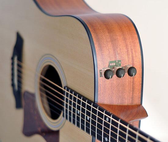 Mi-Si acoustic Align XT preamp LR Baggs