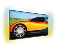 "Philips 43"" Signage Solutions Q-Line Display with immersive Ambilight"