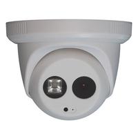 Triax 4MP IP Turret Dome 30m IR